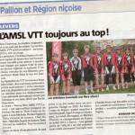 AMSL VTT Levens coupures presse 2012
