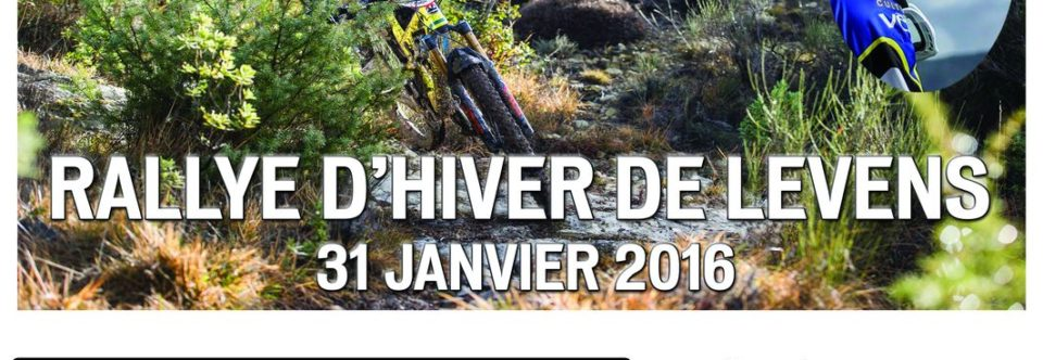 Rallye d'Hiver 2016 – Informations
